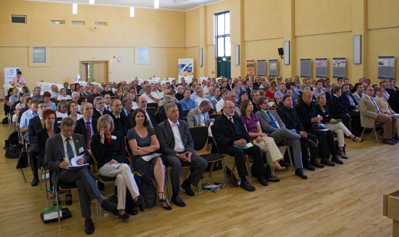 Erste Welterbekonferenz in Marienberg