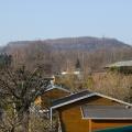 Halde der Deutschland Schächte in Oelsnitz